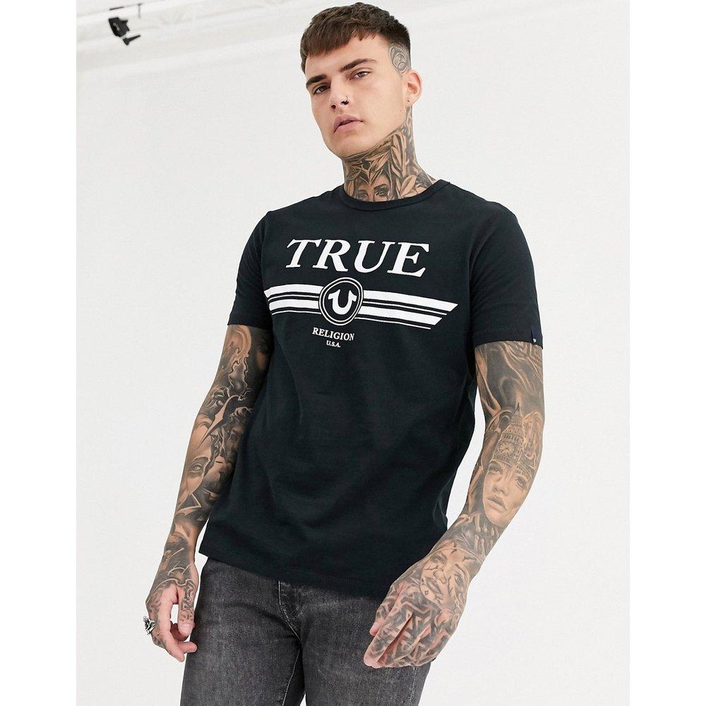 T-shirt à logo - True Religion - Modalova