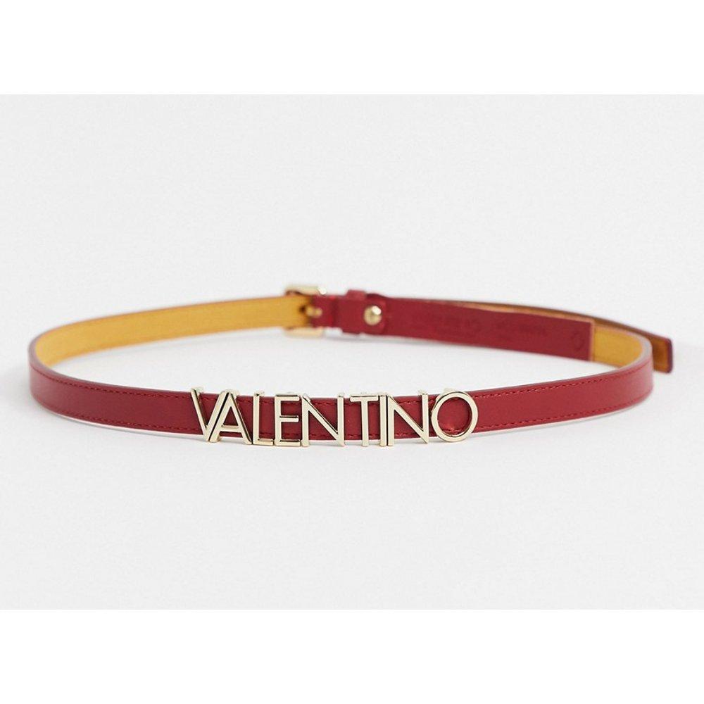 Emma Winter - Ceinture avec logo - Valentino by Mario Valentino - Modalova
