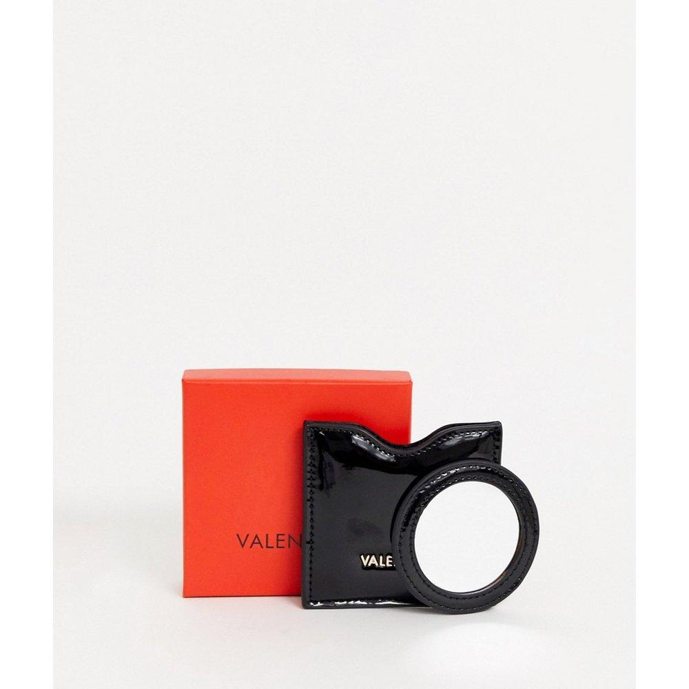 Winter Nico - Porte-monnaie avec miroir amovible - verni - Valentino by Mario Valentino - Modalova