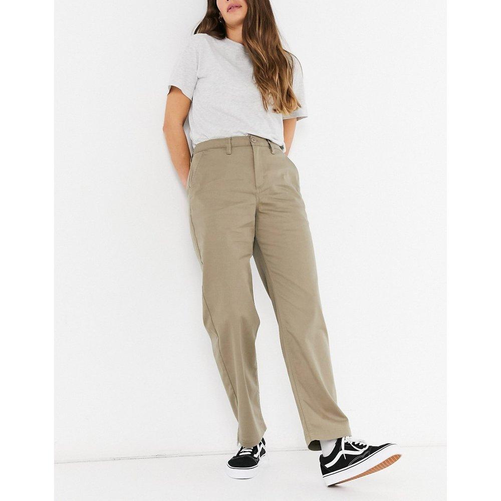 Authentic - Pantalon chino - Kaki - Vans - Modalova