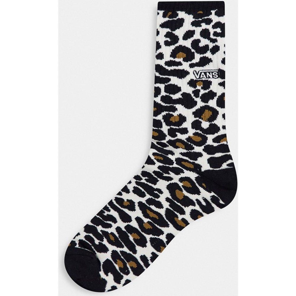 Chaussettes à imprimé léopard - Vans - Modalova