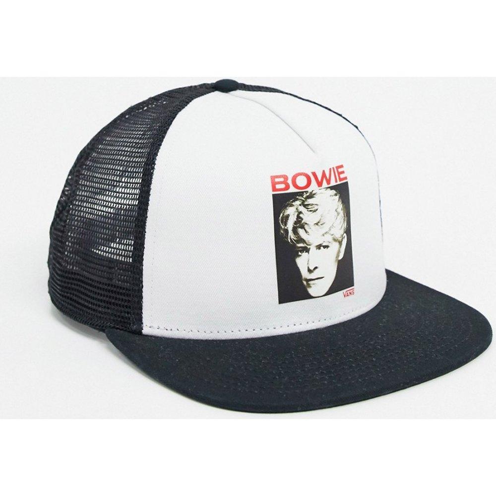 David Bowie Serious Moonlight - Casquette camionneur - et noir - Vans - Modalova