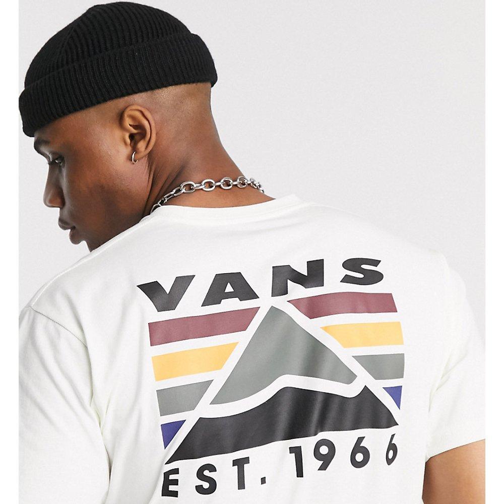 Mountain - T-shirt - Crème - Exclusivité ASOS - Vans - Modalova
