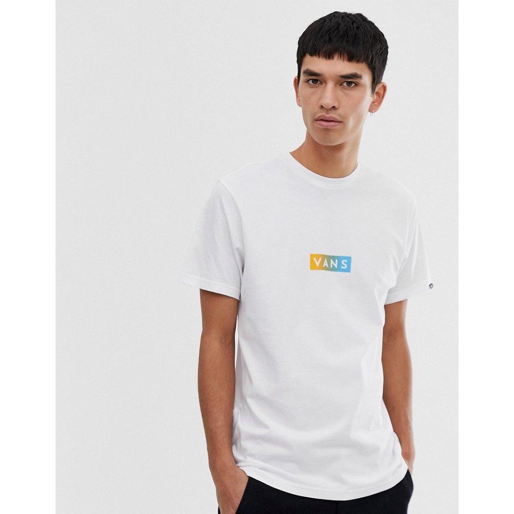 T-shirt à imprimé logo encadré - Vans - Modalova