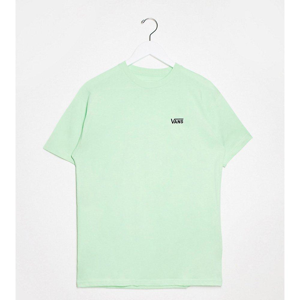 T-shirt avec logo à gauche sur le devant, exclusivité ASOS - pastel - Vans - Modalova
