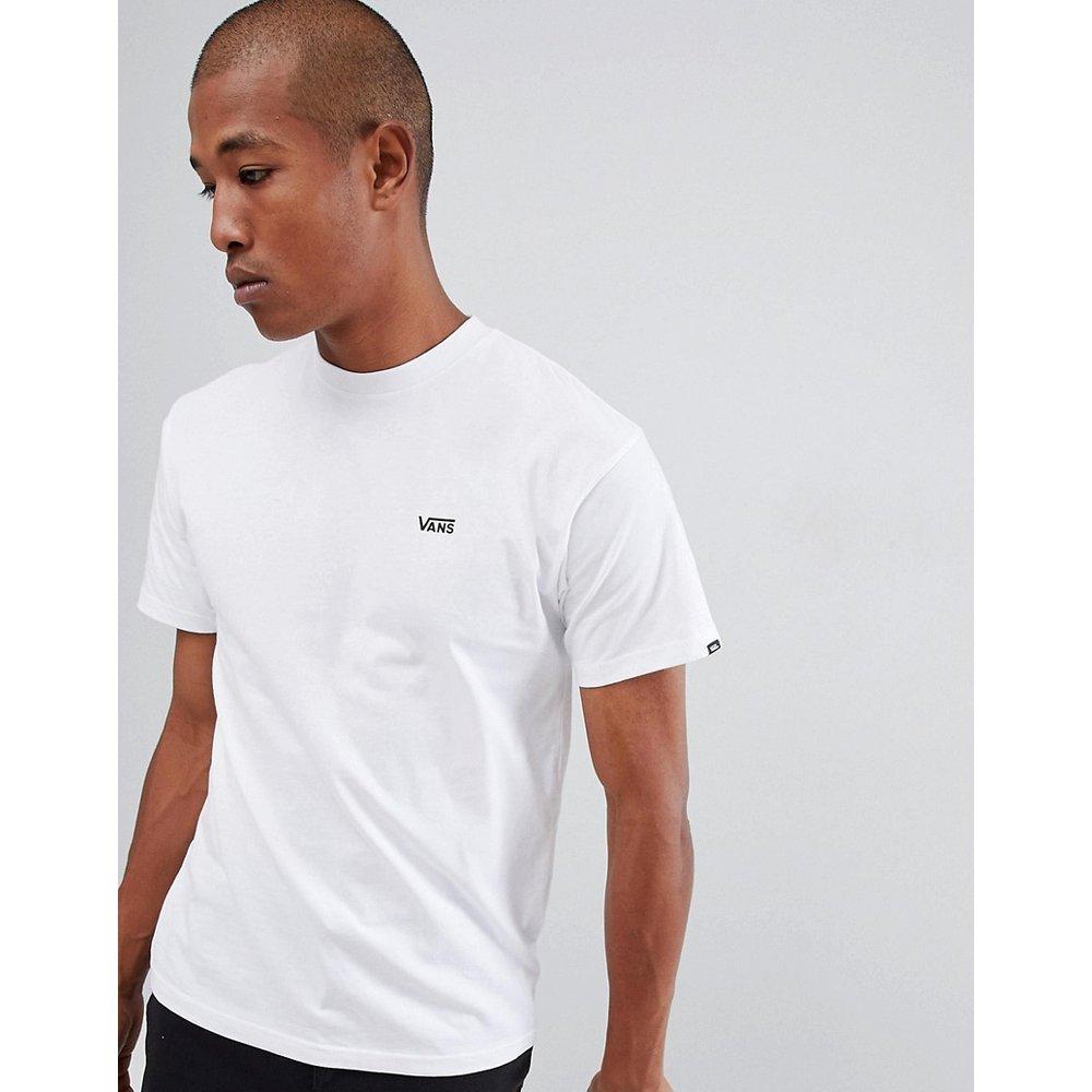 T-shirt avec petit logo - VN0A3CZEWHT1 - Vans - Modalova