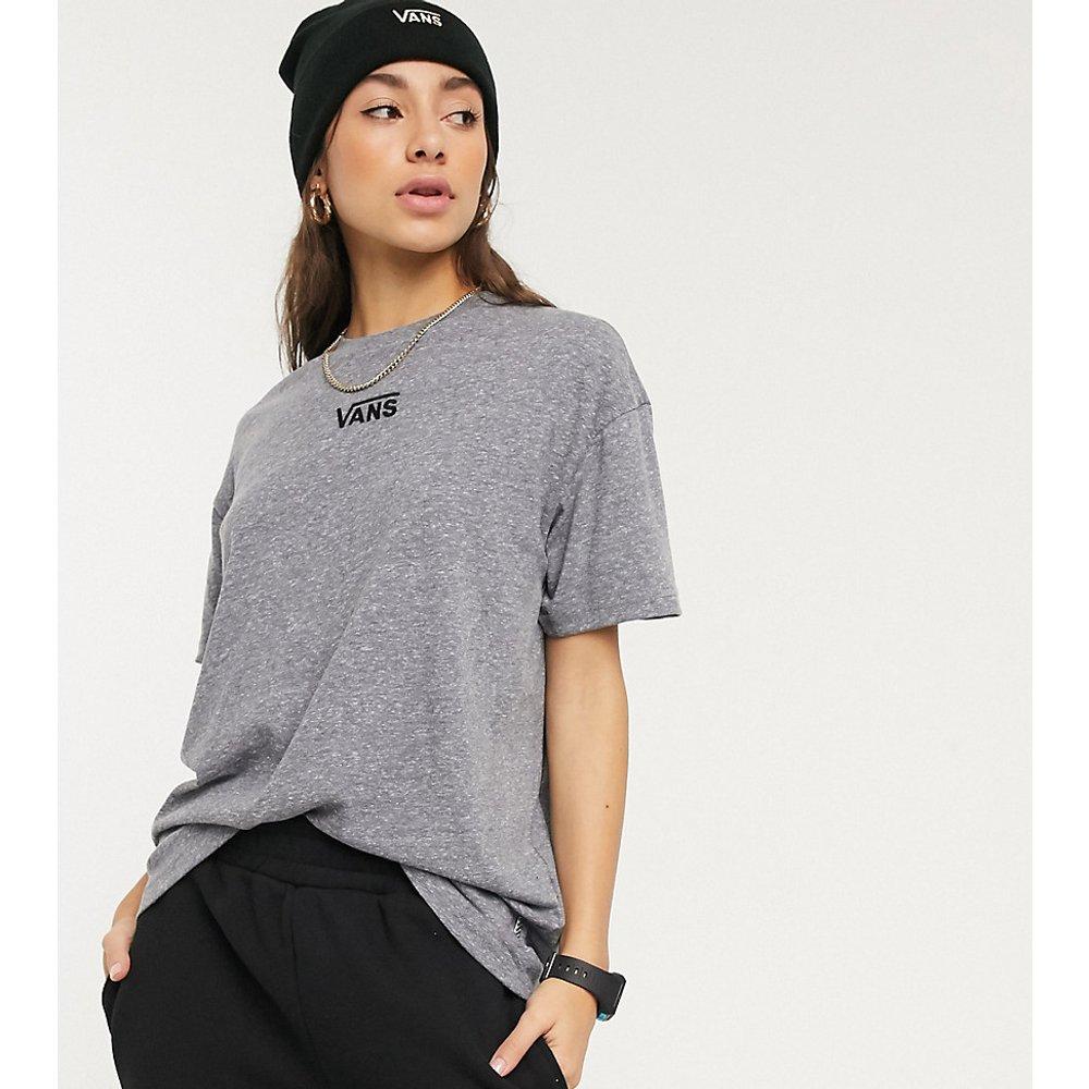 T-shirt oversize à logo sur la poitrine - - Exclusivité ASOS - Vans - Modalova