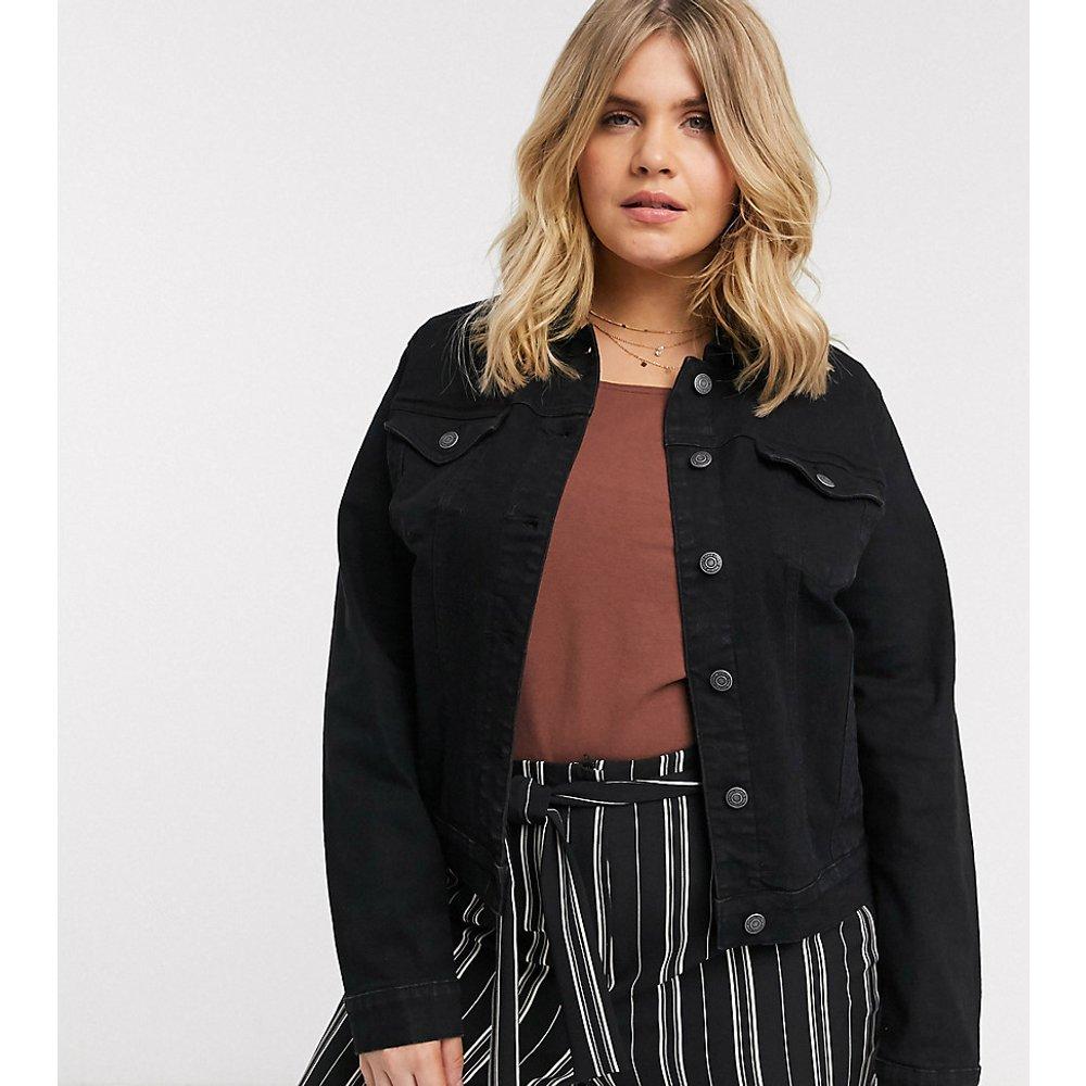 Veste en jean - Vero Moda Curve - Modalova