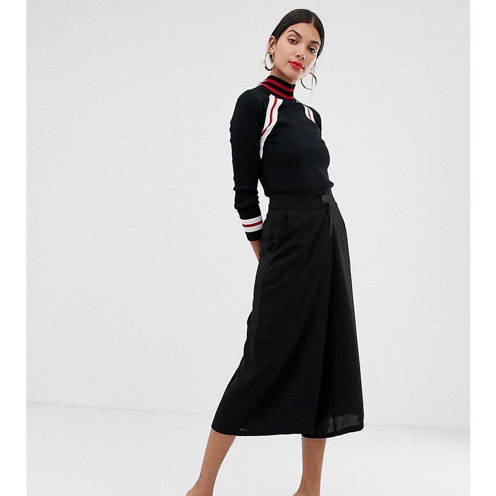 Jupe-culotte taille haute - Vero Moda Tall - Modalova