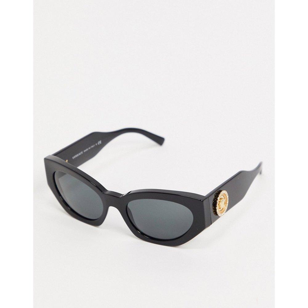 VE4376B - Lunettes de soleil yeux de chat - Versace - Modalova