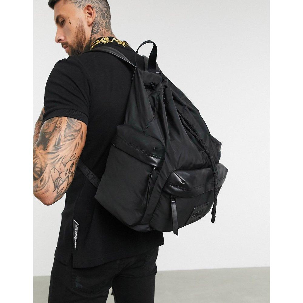 Versace Jeans - Couture - Grand sac à dos avec sac bandoulière amovible - Versace Jeans Couture - Modalova