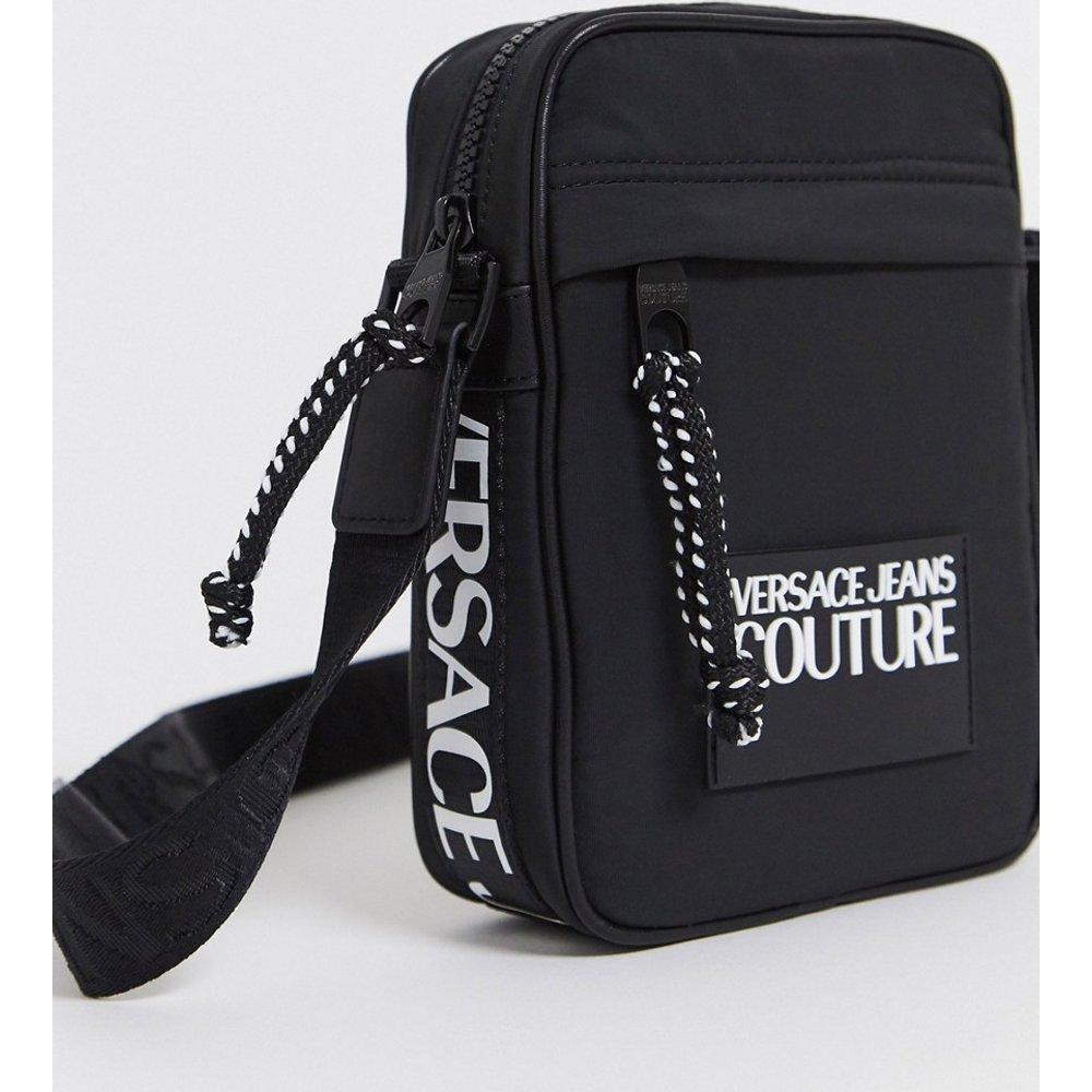 Pochette bandoulière avec logo - Versace Jeans Couture - Modalova