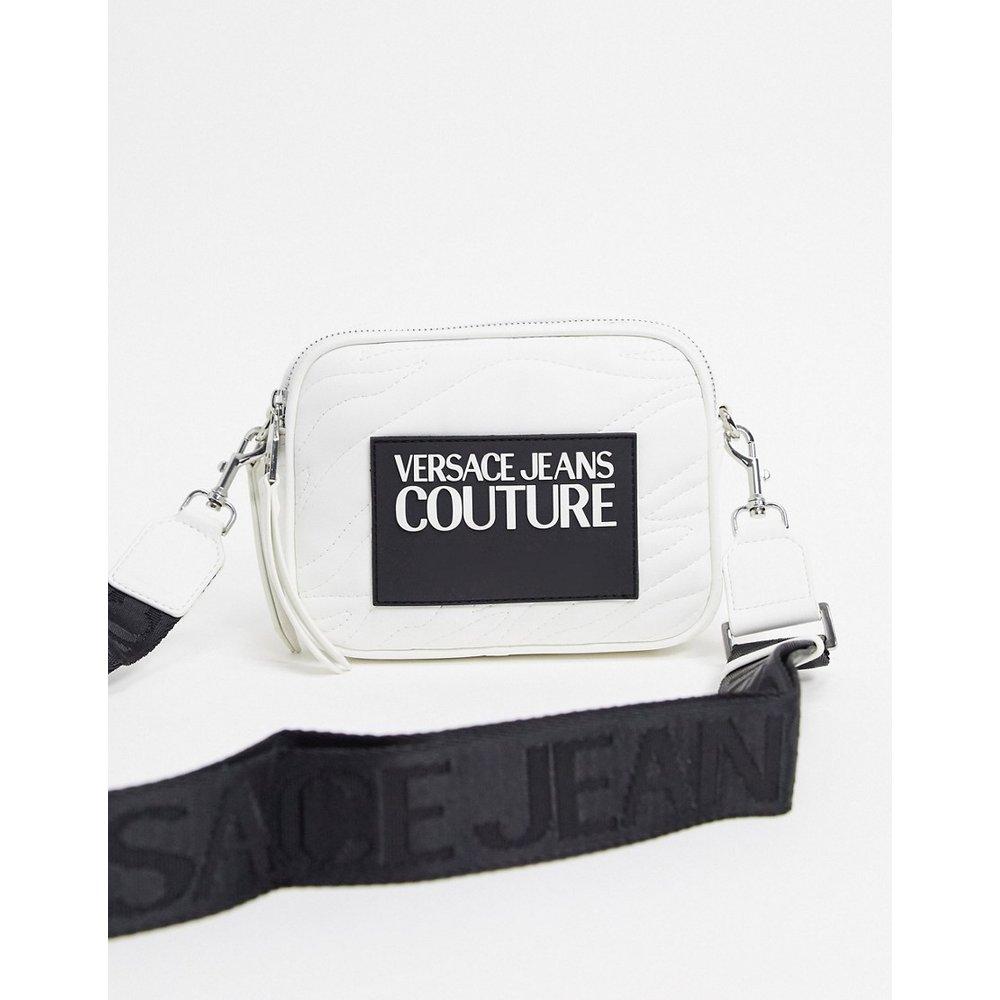 Versace Jeans - Couture - Sac bandoulière avec détail matelassé - Versace Jeans Couture - Modalova