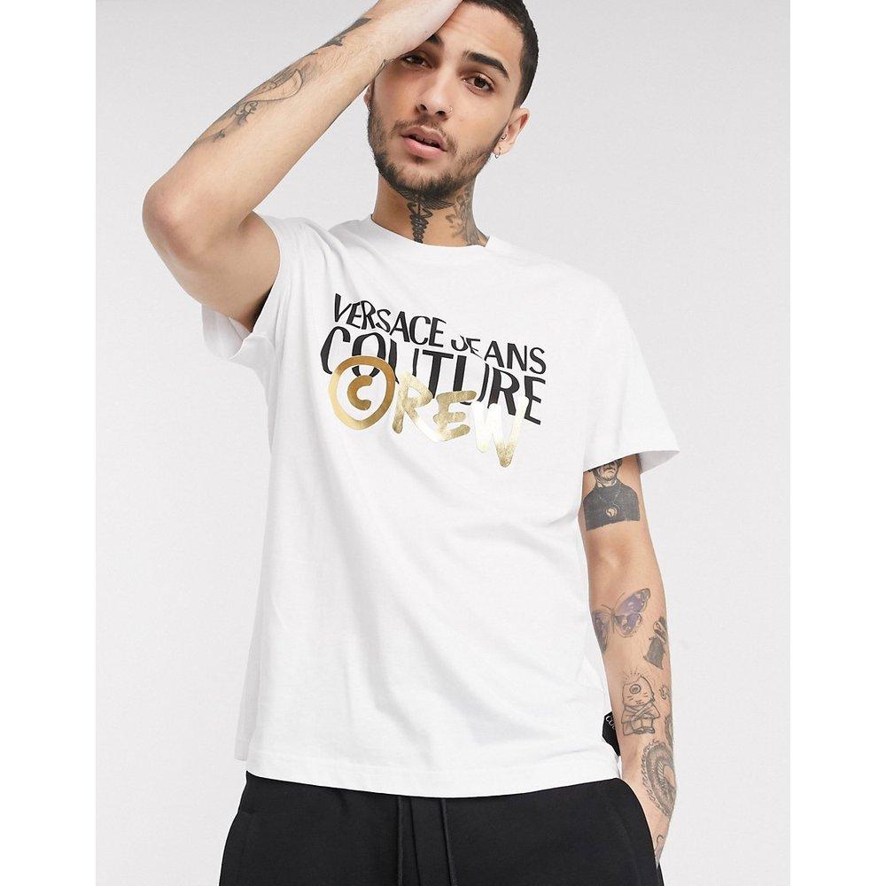 T-shirt à logo - Versace Jeans Couture - Modalova