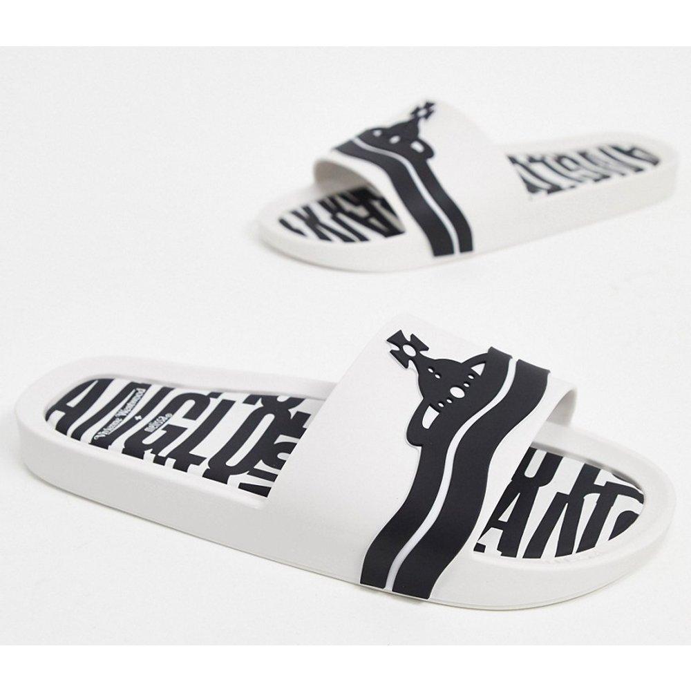 byMelissa - Mules avec logo orbe - Vivienne Westwood - Modalova