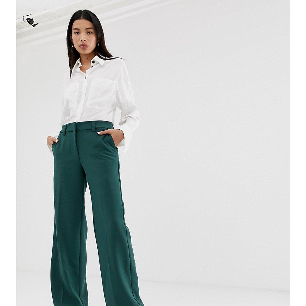 Pantalon habillé - foncé - Weekday - Modalova