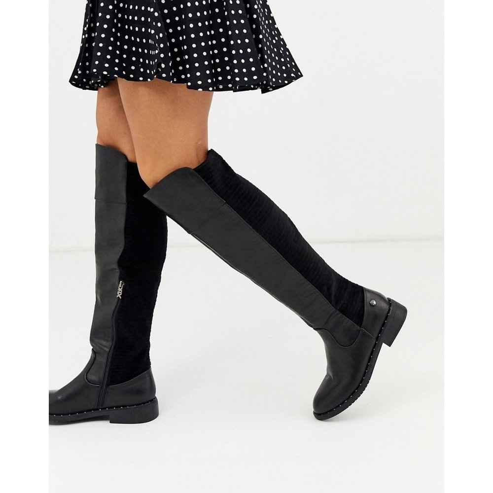 Bottes plates hauteur genoux - XTI - Modalova
