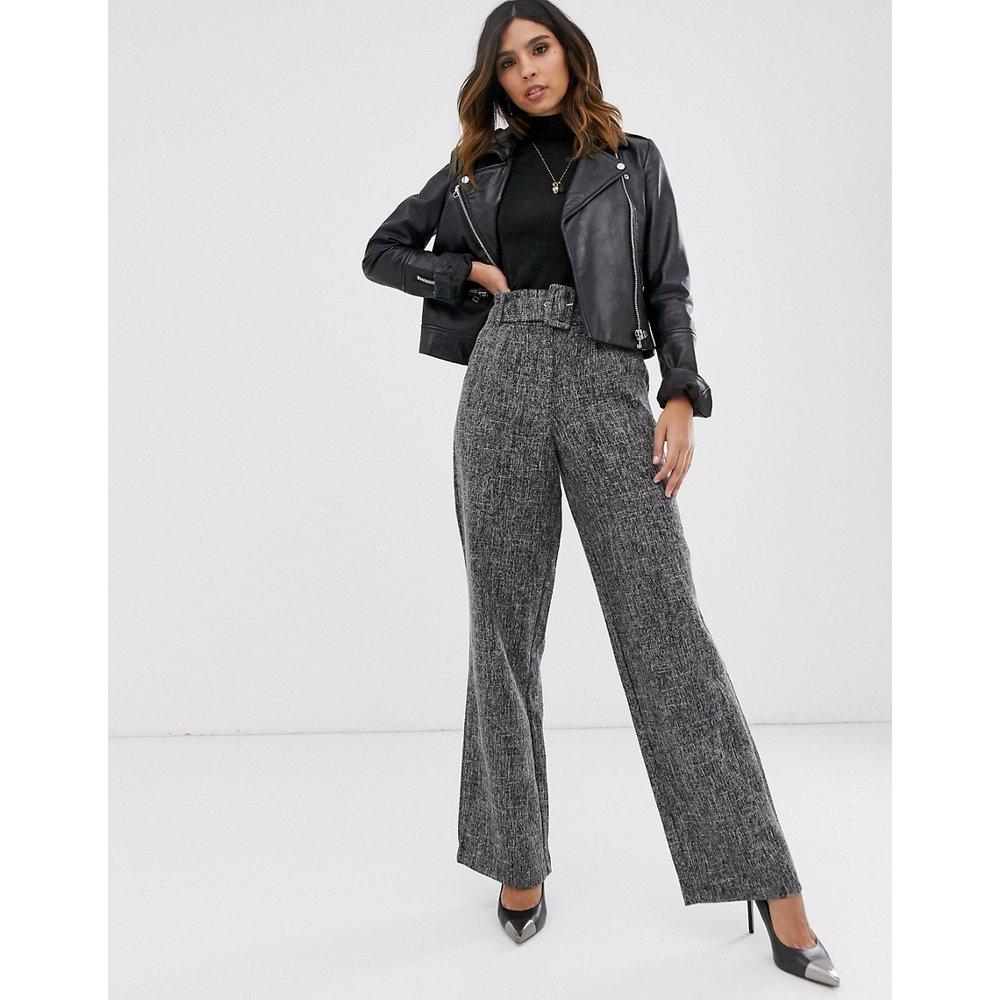 Pantalon large à ceinture - Y.A.S - Modalova