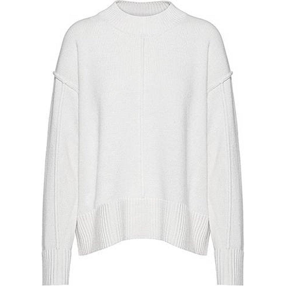 Pull Oversized Fit à coutures apparentes - HUGO - Modalova