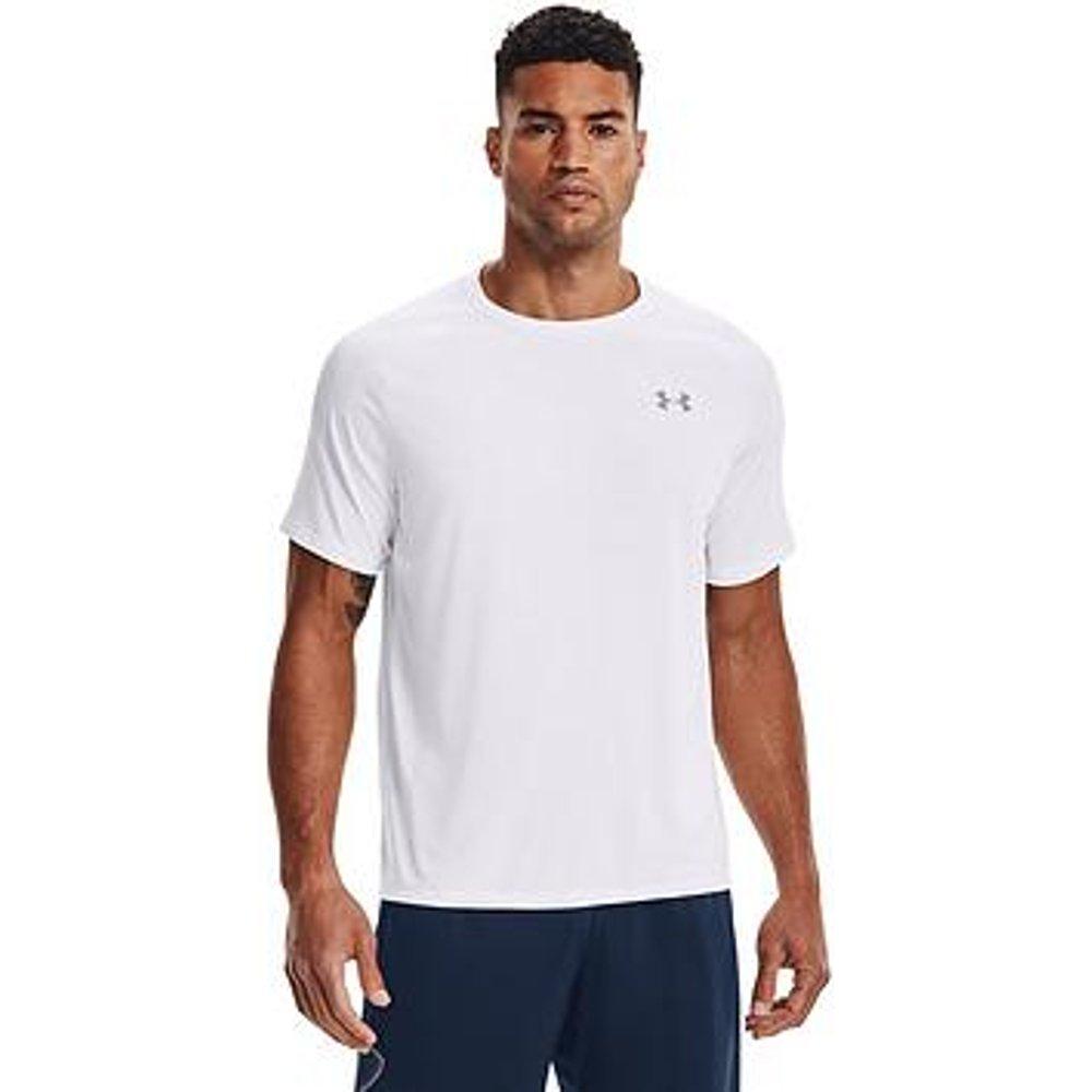 Under Armour Men UA Tech 2.0 SS Tee UA Tech 2.0 SS Tee Short-sleeve Shirt, White White  100, L