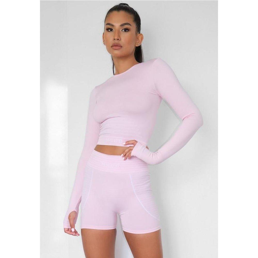 Short de sport sans couture MSGD - Missguided - Modalova