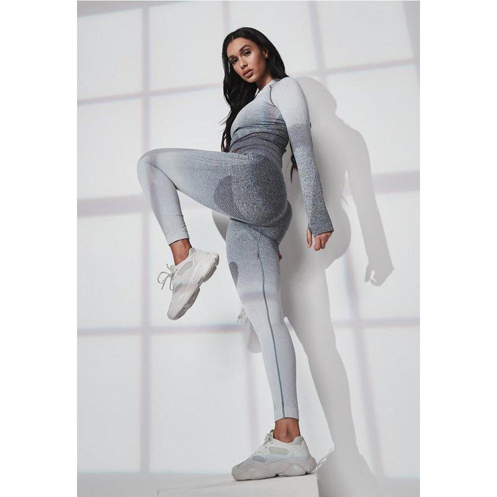 Legging de sport dégradé sans couture - Missguided - Modalova