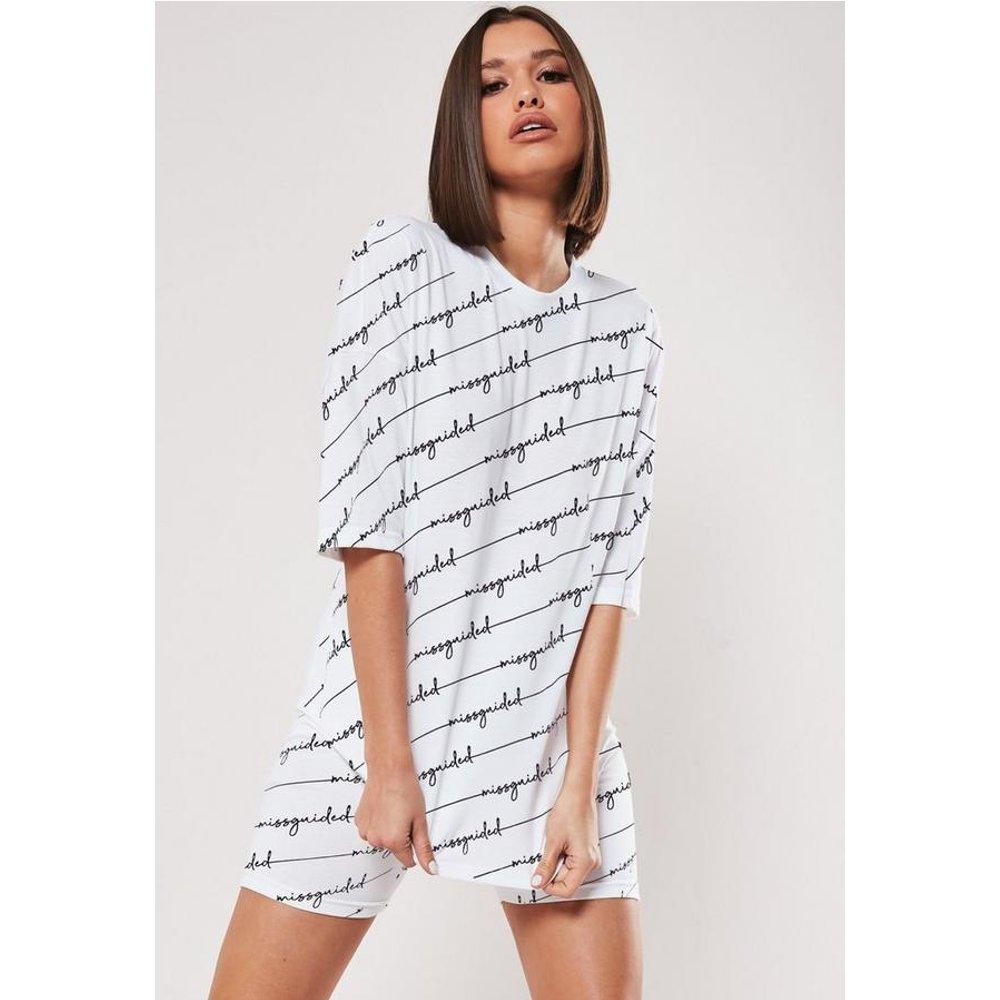 T-shirt à imprimé  - Missguided - Modalova