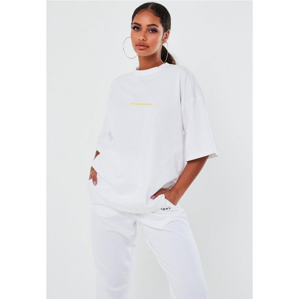 T-shirt oversize  - Missguided - Modalova