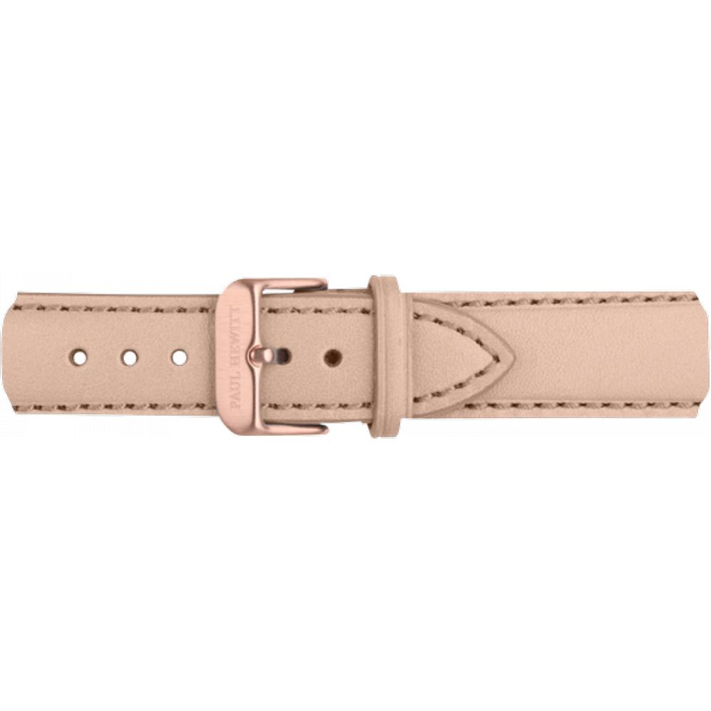 Bracelet de Montre Cuir Or Hazelnut 20 mm - PAUL HEWITT - Modalova