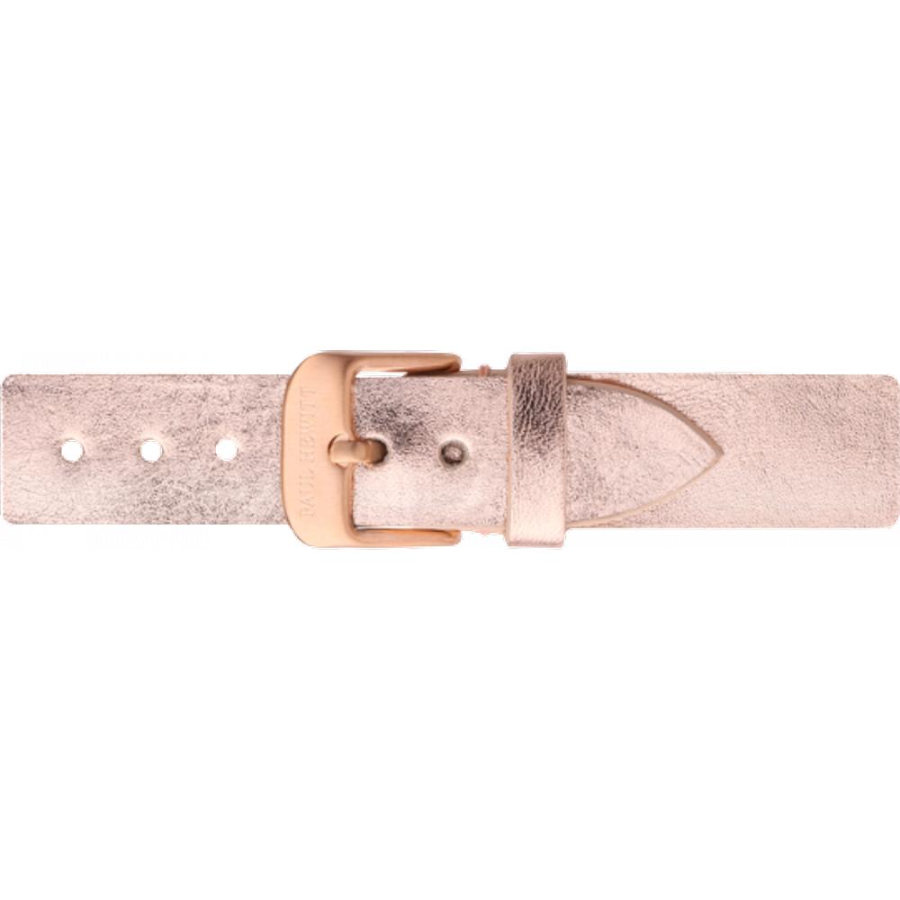 Bracelet de Montre Cuir Or Liquid 16 mm - PAUL HEWITT - Modalova