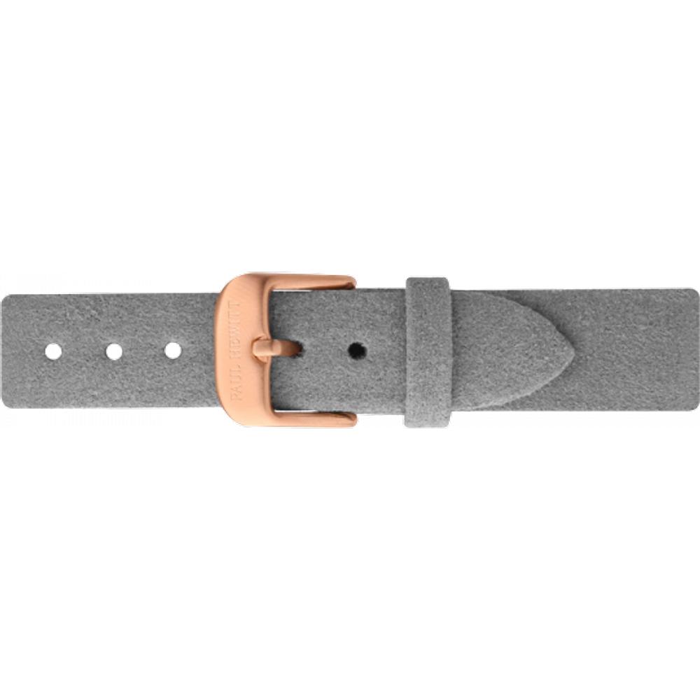 Bracelet de Montre Alcantara Or Gris 16 mm - PAUL HEWITT - Modalova