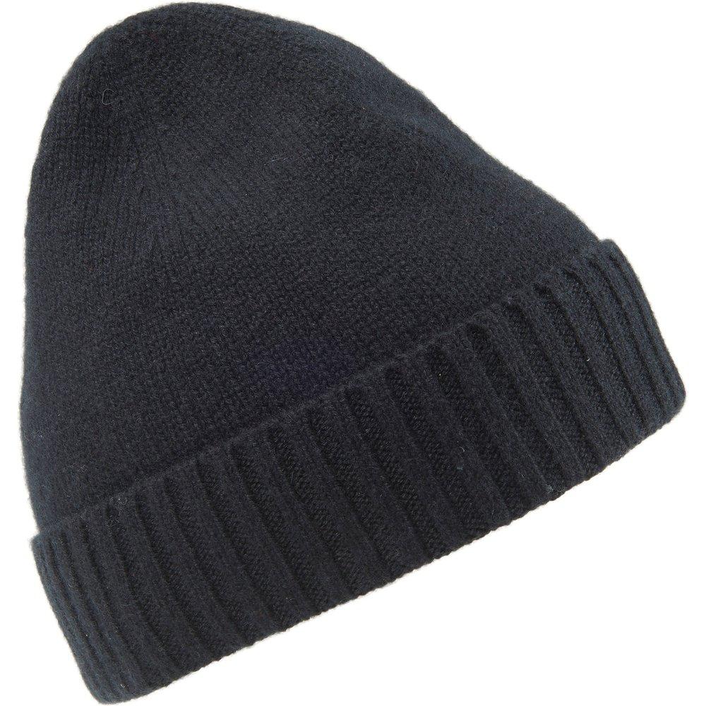Le bonnet 100% cachemire - Peter Hahn Cashmere - Modalova