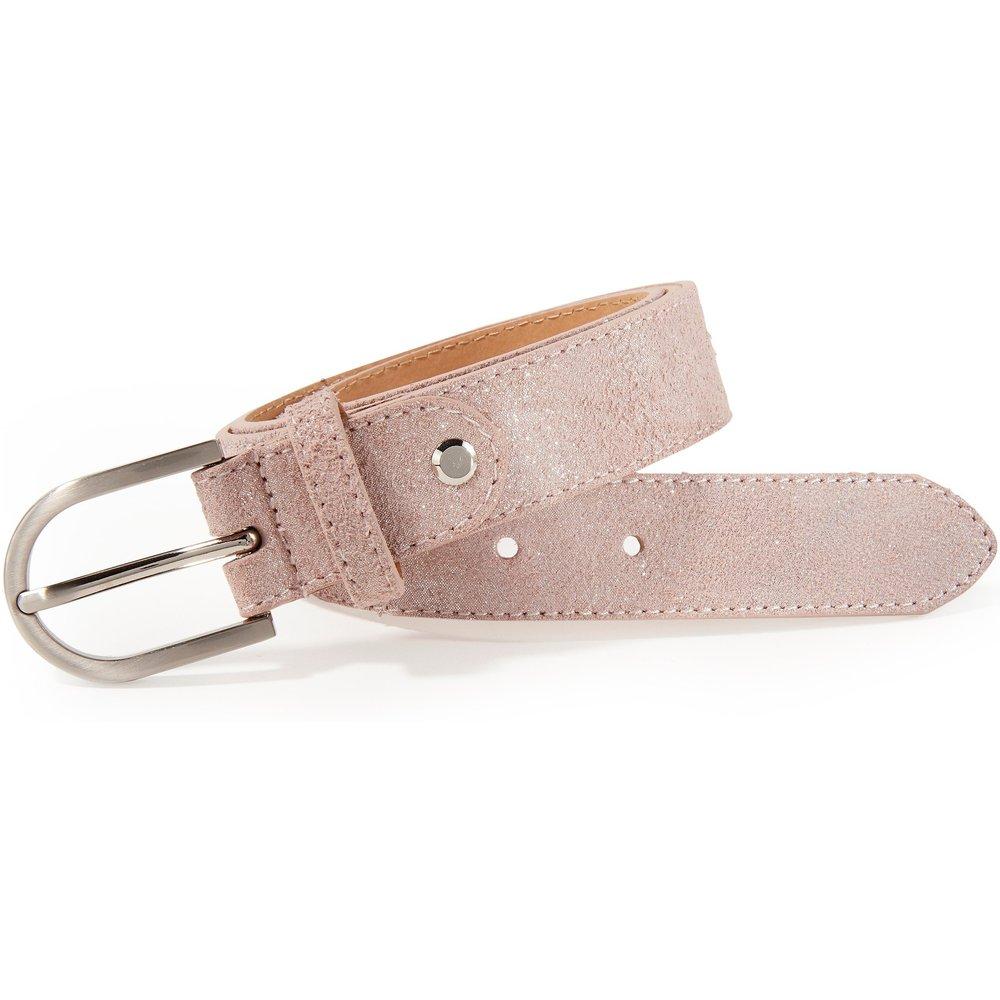 La ceinture MYBC rose taille 95 - MYBC - Modalova