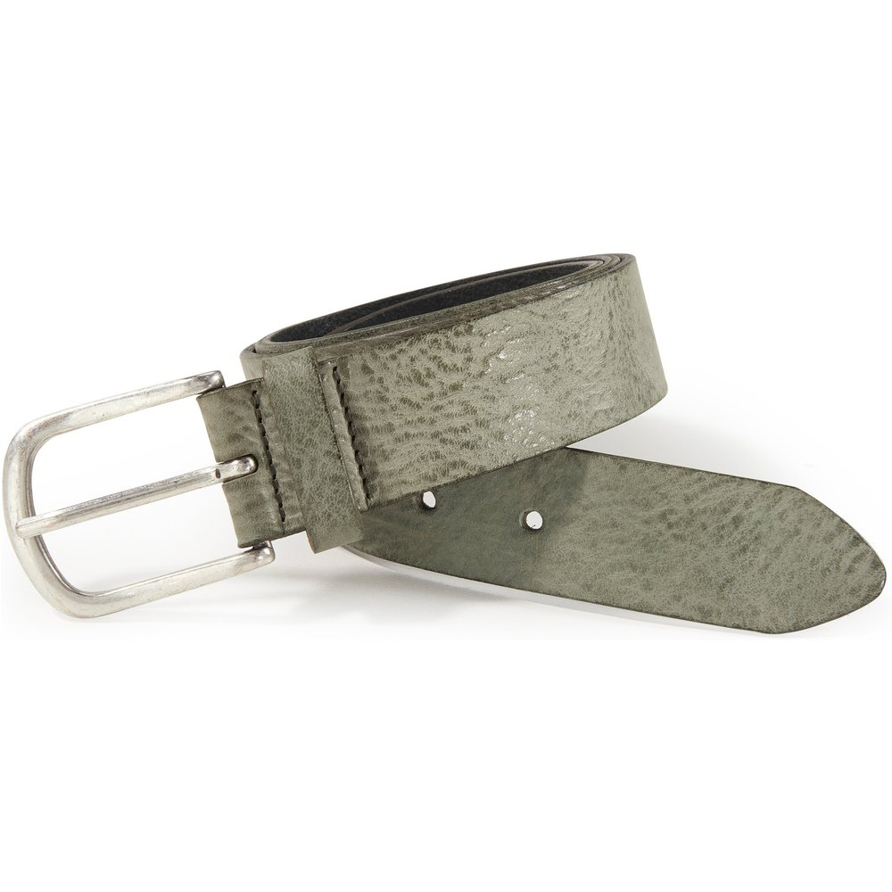 La ceinture cuir grainé taille 75 - MYBC - Modalova