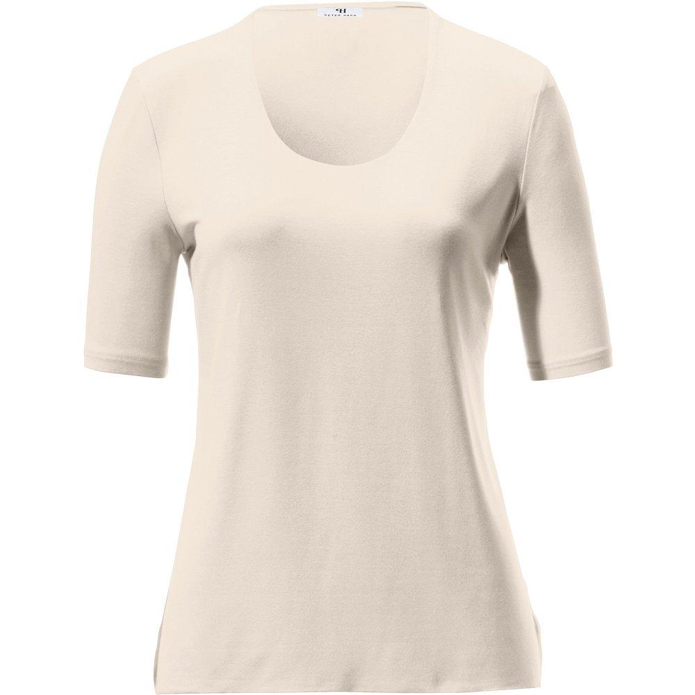 Le T-shirt légèrement cintré taille 38 - Peter Hahn - Modalova