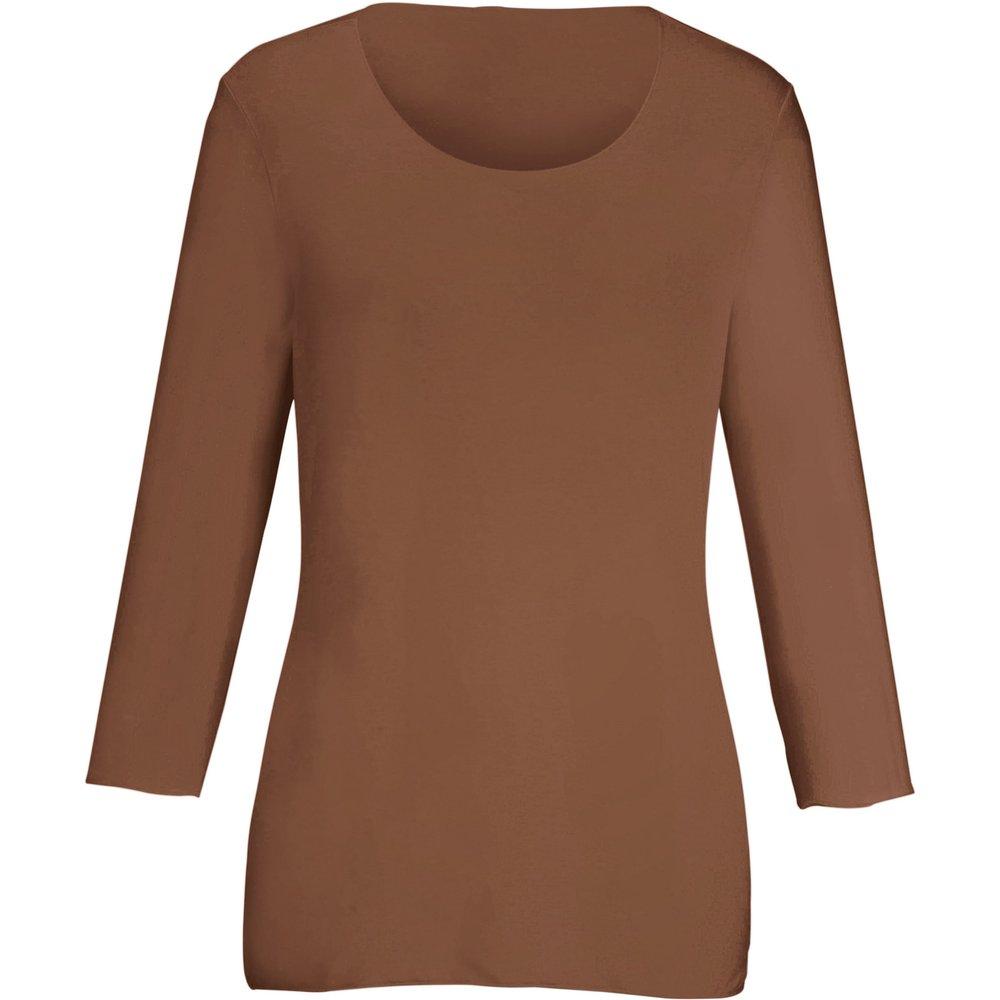 Le T-shirt manches 3/4 taille 40 - Peter Hahn - Modalova