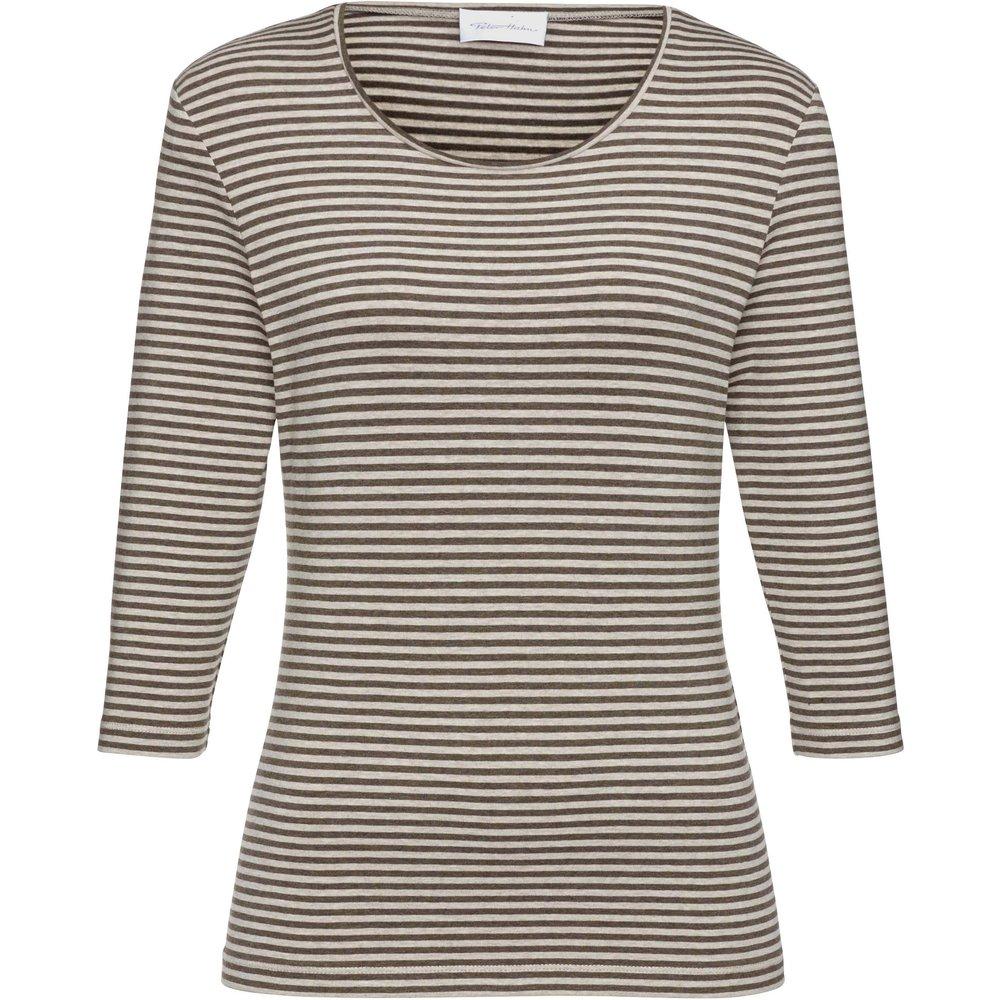 Le T-shirt manches 3/4 taille 38 - Peter Hahn - Modalova