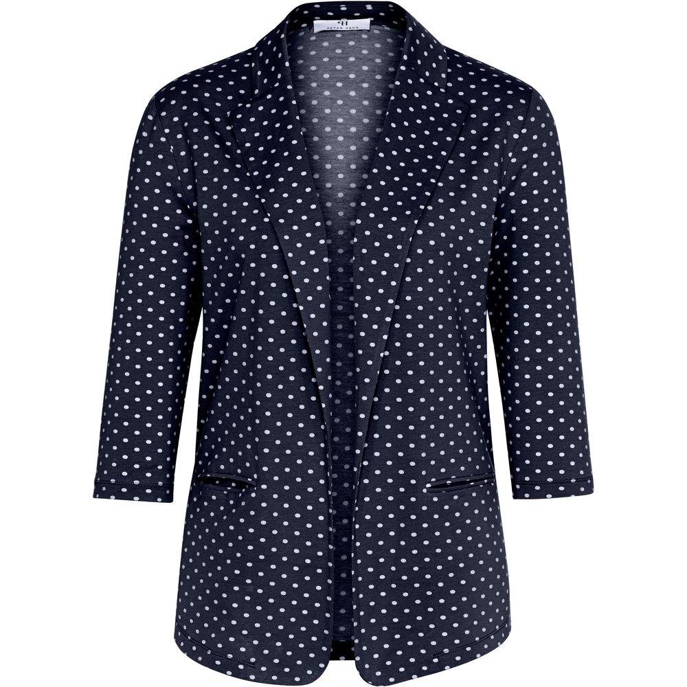 Le blazer jersey taille 44 - Peter Hahn - Modalova