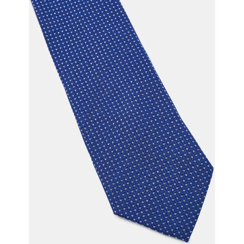 Cravate En Soie Tissée Semi-unie - Ted Baker - Modalova