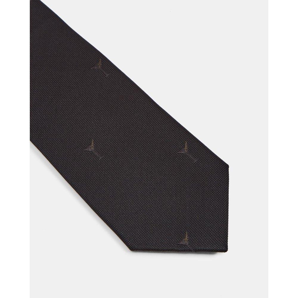 Cravate En Soie À Imprimé Cocktails - Ted Baker - Modalova