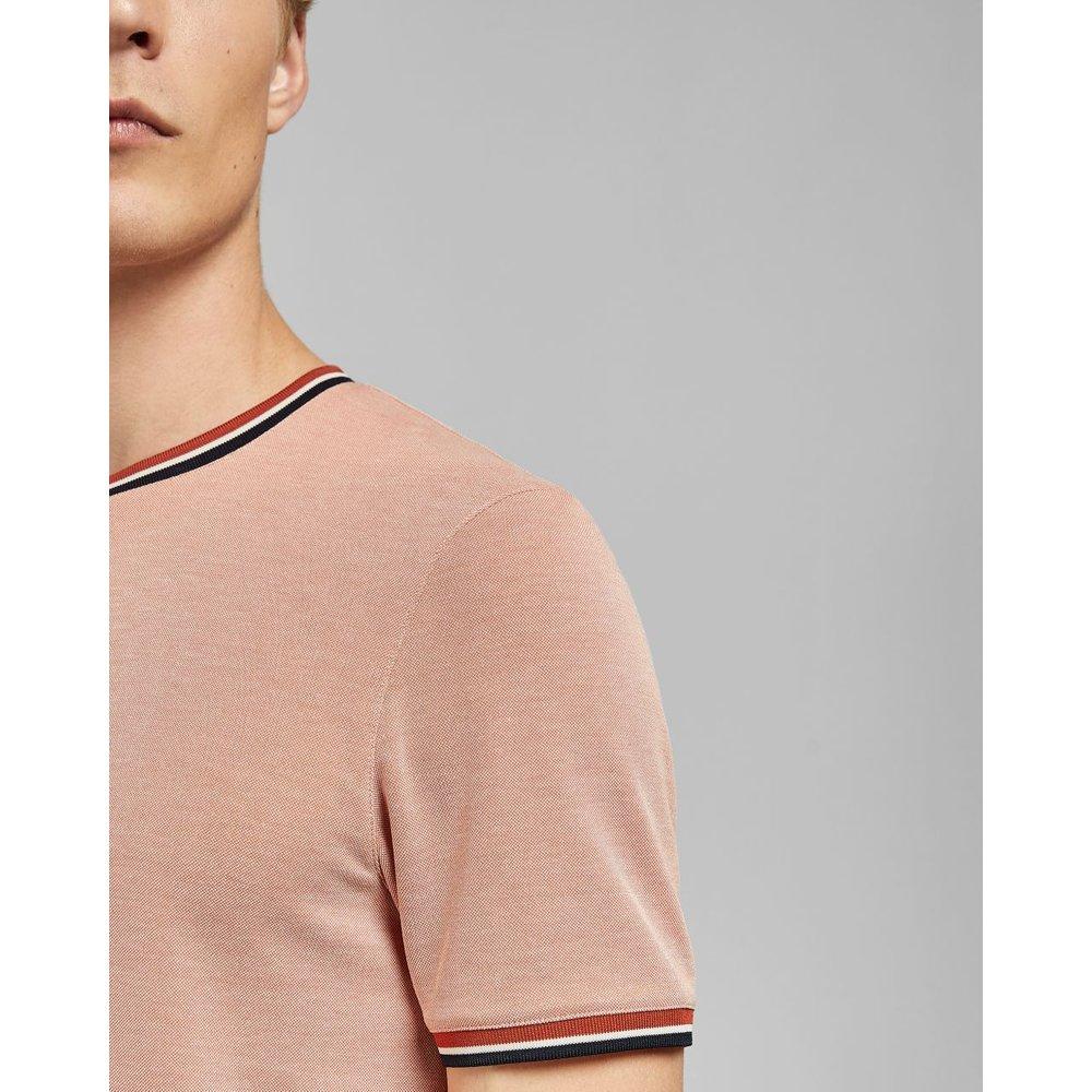 Tee-shirt En Coton À Rayures - Ted Baker - Modalova