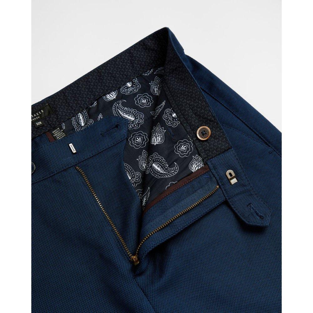 Pantalon Slim Semi-uni - Ted Baker - Modalova