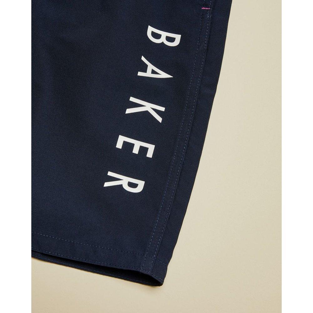 Short De Bain Avec Logo - Ted Baker - Modalova