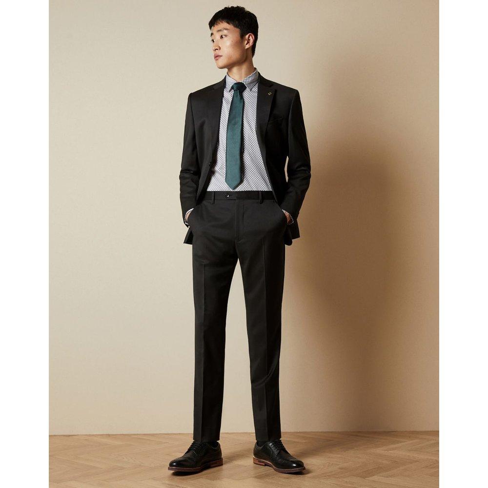 Pantalon Slim En Laine Debonair - Ted Baker - Modalova
