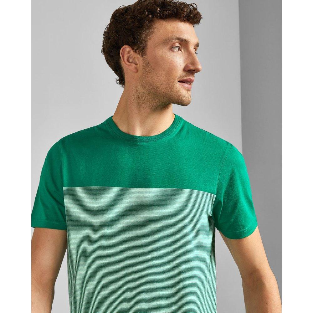 Tee Shirt En Coton À Rayure - Ted Baker - Modalova