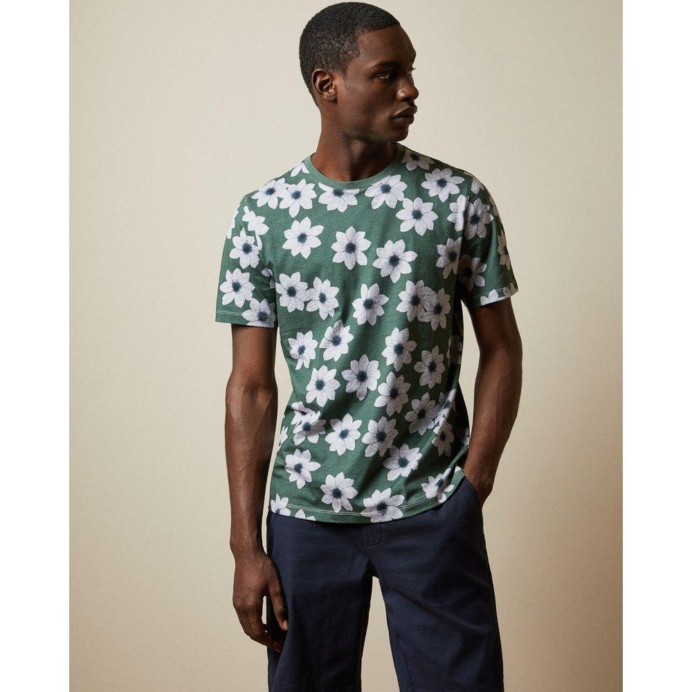 Tee-shirt Imprimé Fleuri - Ted Baker - Modalova