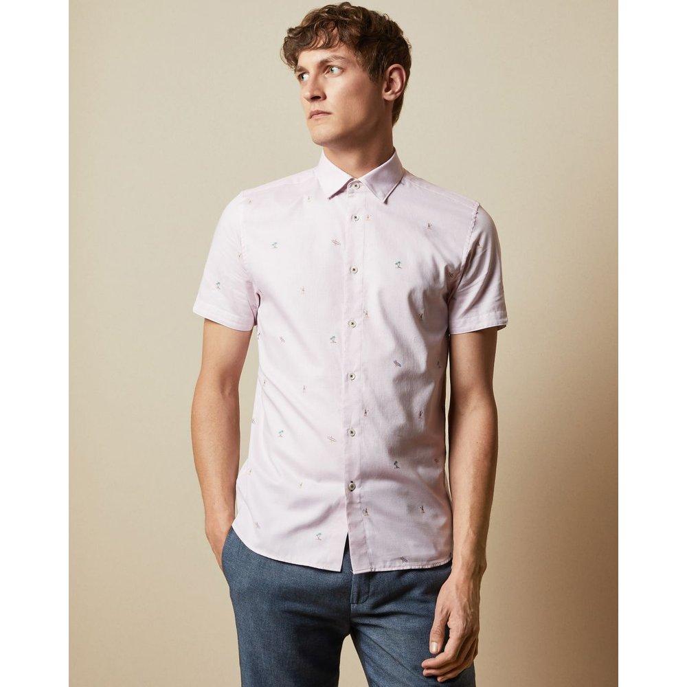 Ss Shirt - Ted Baker - Modalova