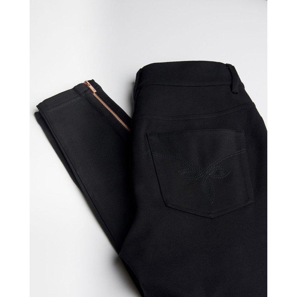 Pantalon Skinny Détails Fermetures Éclair - Ted Baker - Modalova