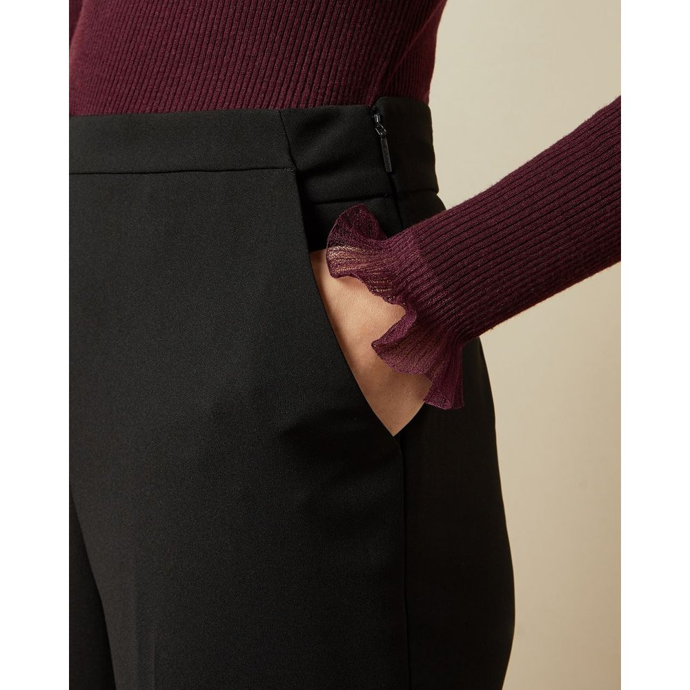Pantalon Habillé Coupe Droite - Ted Baker - Modalova