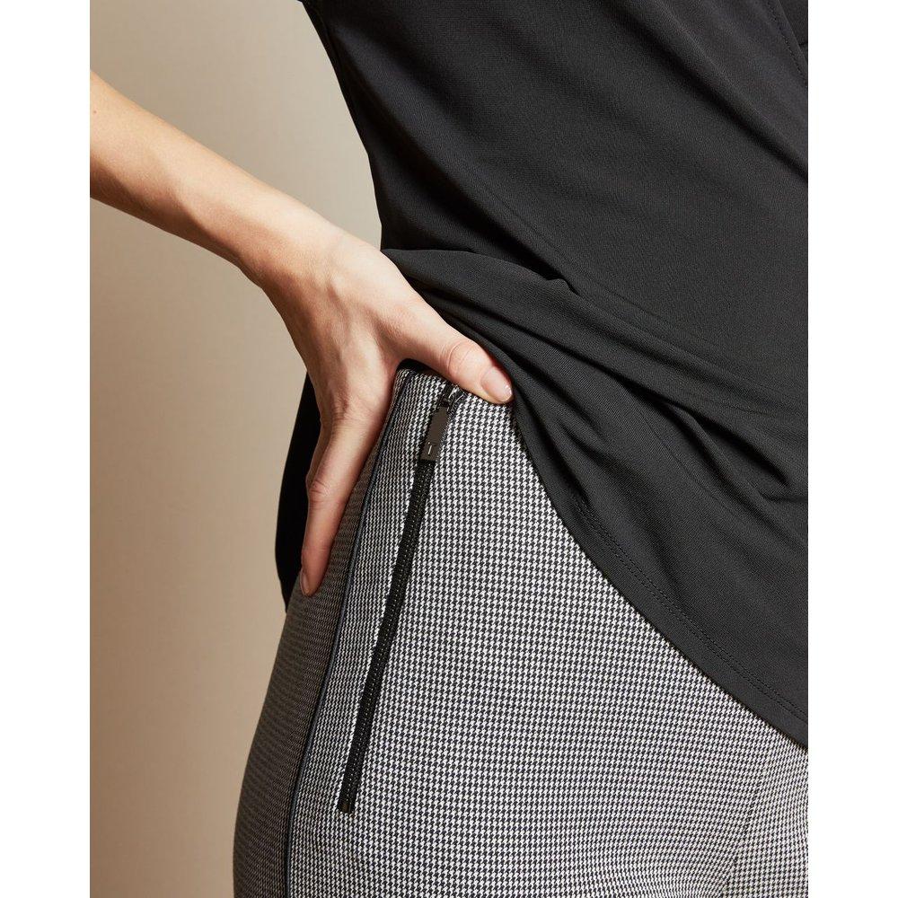 Pantalon Skinny Ankle À Carreaux - Ted Baker - Modalova